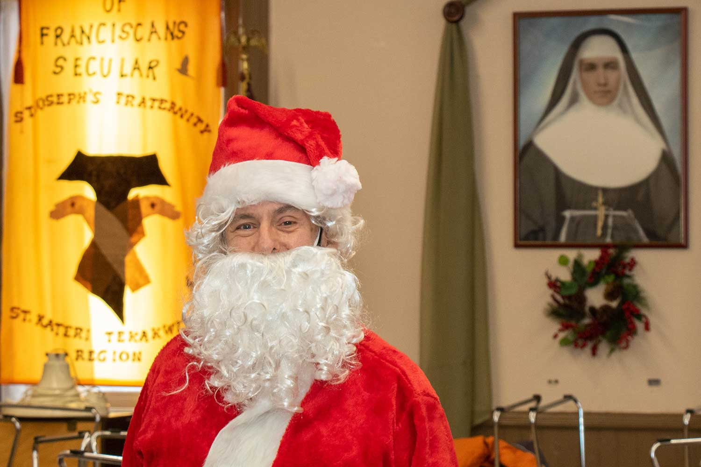 Santa John Knight